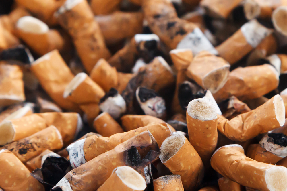 10 Tips To Stay Healthy - Quit Smoking
