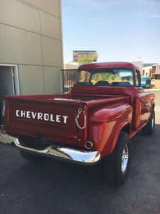 Classic Chevy Pickup Truck