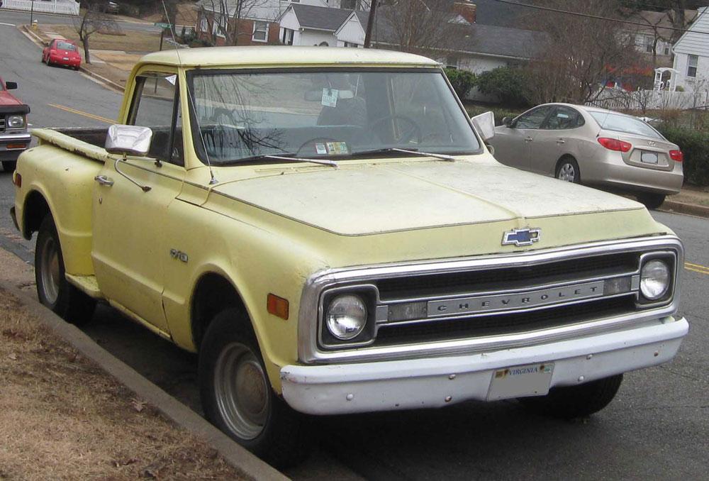 1969 Chevy Pickup Truck