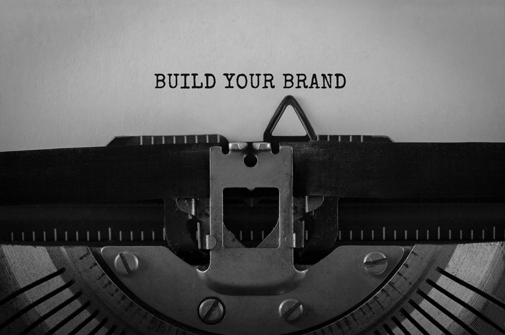 Build Your Brand - Branding