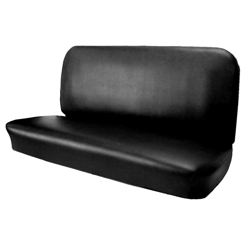 Classic Chevy Truck Parts 1955 2ND 1959 BENCH SEAT COVER BLACK