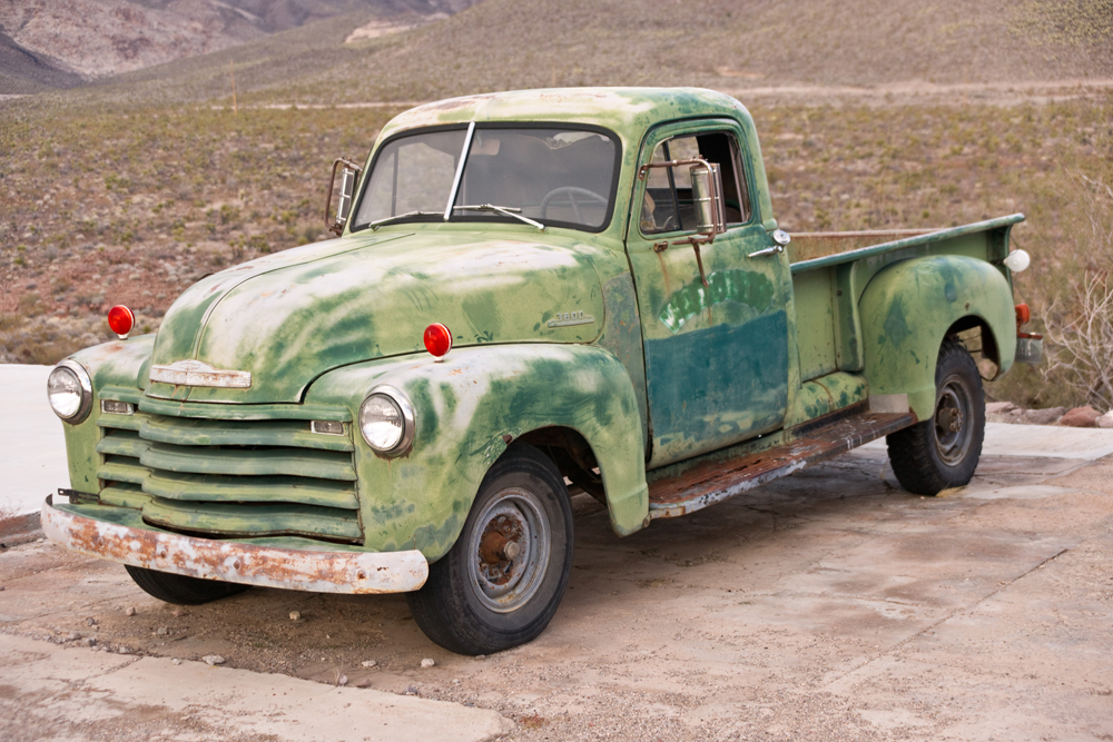Old Chevy Truck >> This Old 1956 Chevy Pickup Truck Know All The Things