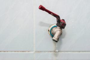 Plumbing Services Burst Pipe