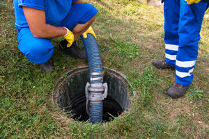 Plumbing Services Septic Tank