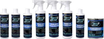 ultimate Sheen Genie metal care kit