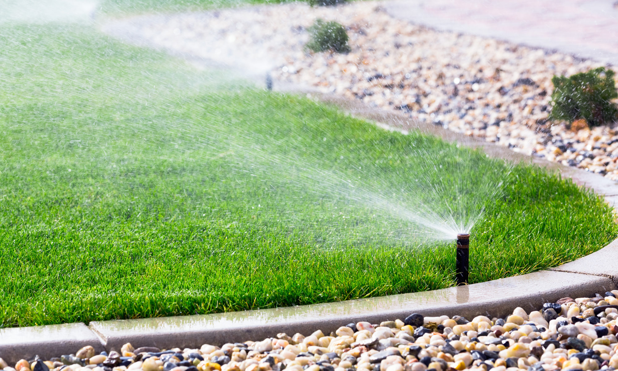 Spring Sprinkler Services in Idaho Falls