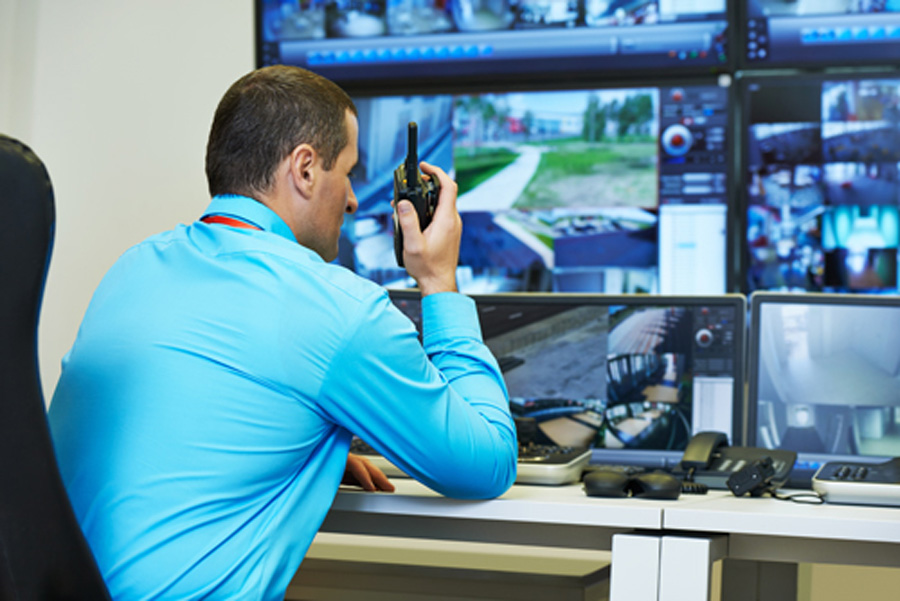 security office video surveillance