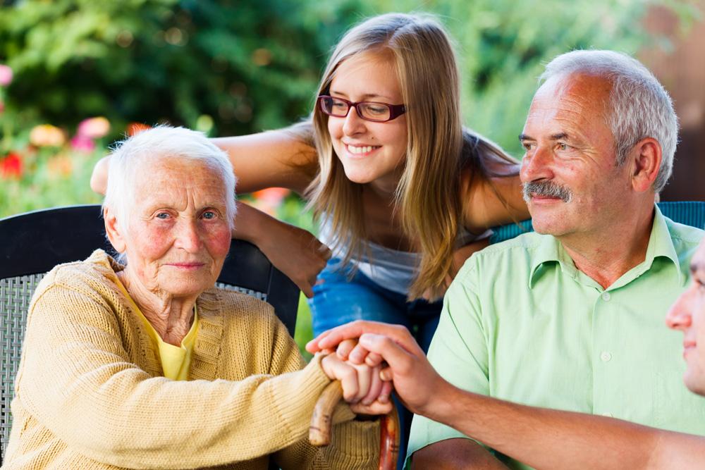 Alzheimers-and-the-family - CBD Oil for Alzheimer's