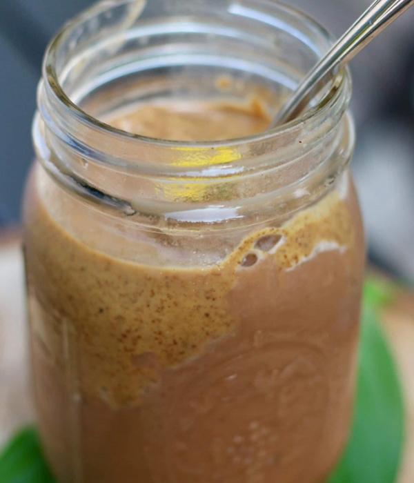 Cacao Maca - Hemp Oil Smoothie