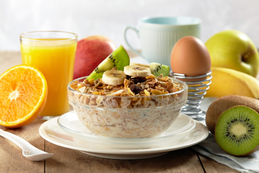 healthy breakfast - Idaho Falls braces