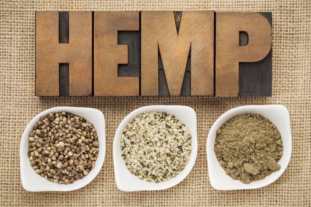 Hemp - Healthy House Made with Hemp