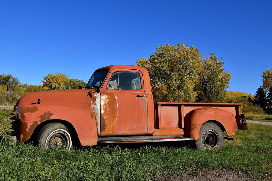 Restore Your Classic Chevy Truck