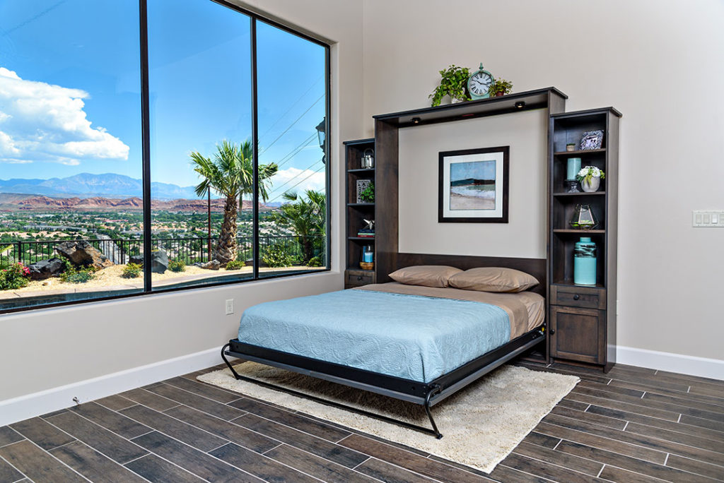 Wood options murphy bed - Wood Options For Your Wood Murphy Bed