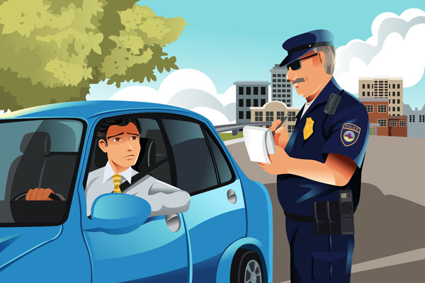 What To Do When You've Been Pulled Over