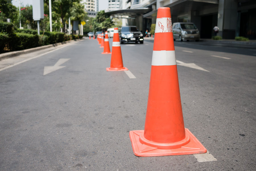 Common Traffic Control Equipment