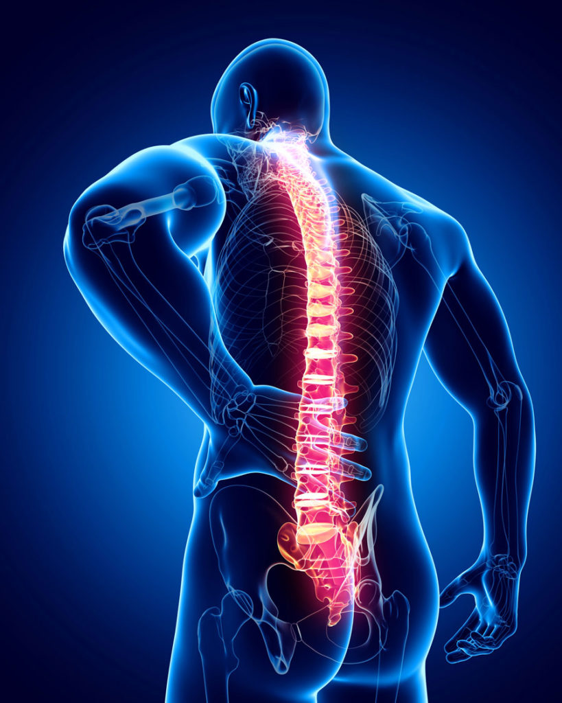 Disc Problems That Cause Back Pain